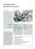 Versuche: Der Regenwurm als Forschungsobjekt Preview 1