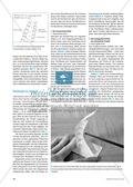 Bionik: Der Flossenstrahl-Effekt - Natur als Lösungsquelle für technische Innovation - Info-Text und Aufgaben Preview 3