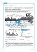 Nahrungsbeziehungen im Ökosystem See erarbeiten am Beispiel des Flathead Sees Preview 1