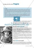 Genetik: Untersuchung erblich bedingter Erkrankungen des Herz-Kreislaufsystems am Beispiel der Progerie Preview 1