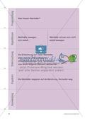 Kartenlegespiel zum naturwissenschaftlichen Forschen über die Eigenschaften verschiedener Lebewesen. Mit ausführlicher Anleitung Preview 11
