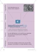 Kartenlegespiel zum naturwissenschaftlichen Forschen über die Eigenschaften verschiedener Lebewesen. Mit ausführlicher Anleitung Preview 19