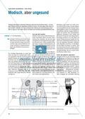 Biologie, Interaktion von Organismus und Umwelt, Informationsverarbeitung in Lebewesen, Gesundheit, Humanbiologie