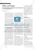 Mehr als Physik - Fächerverbindender und projektorientierter Unterricht zum Thema Windenergie Preview 1