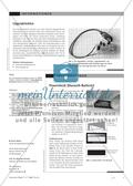 Sensorik mit Widerständen - Erkundung verschiedener Geräte und ihrer Funktionsweise Preview 5