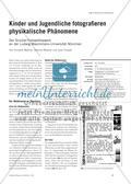Kinder und Jugendliche fotografieren physikalische Phänomene - Der Schüler-Fotowettbewerb an der Ludwig-Maximilians-Universität München Preview 1
