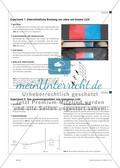 Auf den Spuren Newtons - Experimente zur Farbzerlegung und Farbmischung mit Prismen Preview 3