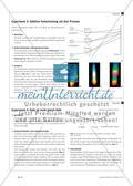 Auf den Spuren Newtons - Experimente zur Farbzerlegung und Farbmischung mit Prismen Preview 5