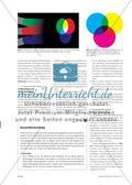 Farberlebnisse - Eine fächerverbindende Unterrichtseinheit zwischen Physik und Kunst in der Sekundarstufe I Preview 3