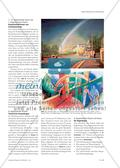 Farberlebnisse - Eine fächerverbindende Unterrichtseinheit zwischen Physik und Kunst in der Sekundarstufe I Preview 6