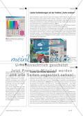Farben mischen am Computer - Sachinformationen und Experimentiervorschläge Preview 3