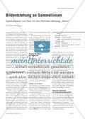 """Bildentstehung an Sammellinsen - Systematisieren und Üben mit dem Methoden-Werkzeug """"Matrix"""" Preview 1"""