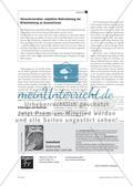 """Bildentstehung an Sammellinsen - Systematisieren und Üben mit dem Methoden-Werkzeug """"Matrix"""" Preview 4"""