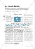 Das Fernrohr Galileis - Materialien für Unterricht zur Wissenschaftsgeschichte und zum Nachdenken über die Natur der Naturwissenschaften Preview 1