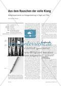 Aus dem Rauschen der volle Klang - Modellexperimente zur Klangentstehung in Orgel und Flöte Preview 1