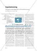 Expertentraining - Eine anspruchsvolle Möglichkeit zur Binnendifferenzierung Preview 1