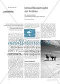 Umweltkatastrophe am Aralsee - Mit Satellitenbildern Landschaftsveränderungen erkennen Preview 1