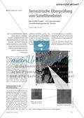 Terrestrische Überprüfung von Satellitendaten - Das GLOBE-Projekt – ein internationales Umweltmessprogramm für Schulen Preview 1