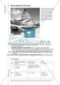 Schnee von gestern? – Skitourismus in der Kritik - Eine Unterrichtseinheit zur Reiseerziehung für einen nachhaltigen Skitourismus Preview 4