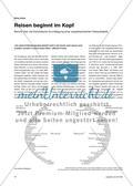 Reisen beginnt im Kopf - Bericht über die theoretische Grundlegung einer subjektzentrierten Reisedidaktik Preview 1