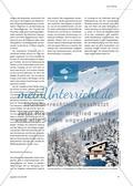 Bergwald ist Schutzwald! - Die Bedeutung des Bergwaldes auf Postern und in einem Rollenspiel verdeutlichen Preview 2