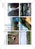 Bergwald ist Schutzwald! - Die Bedeutung des Bergwaldes auf Postern und in einem Rollenspiel verdeutlichen Preview 4