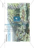 Bergwald ist Schutzwald! - Die Bedeutung des Bergwaldes auf Postern und in einem Rollenspiel verdeutlichen Preview 8