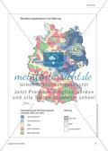 Demographie vor der Haustür - Leitfadengestützter Projektunterricht zur Darstellung regionaler demographischer Tendenzen Preview 2