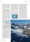 Von Eisklumpen, Eismeeren und Strömen aus Eis - Gletscherbewegungen sichtbar machen und Schülervorstellungen verändern Preview 2