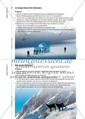 Von Eisklumpen, Eismeeren und Strömen aus Eis - Gletscherbewegungen sichtbar machen und Schülervorstellungen verändern Preview 8