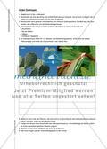 Klima- und Vegetationszonen hautnah erleben - Eine Kurzexkursion in den Botanischen Garten unternehmen Preview 6