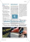 """Gate, Gleis oder Garage? - Durch eine strukturierte Internetrecherche  den """"richtigen"""" Verkehrsträger ermitteln Preview 2"""