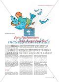 Vom Fischereiten und Augentauchen: Literarische Unterrichtsgespräche zur Sprachreflexion Preview 1