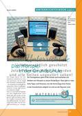 Deutsch_neu, Sekundarstufe II, Primarstufe, Sekundarstufe I, Medien, Klassifizierung, Medienerziehung, Auditive Medien