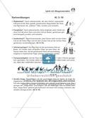 Spiele mit Alltagsgegenständen - Partnerübungen Preview 4