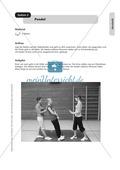 Stationenlernen zur Akrobatik zu den Kernthemen des Lehrplans Preview 2
