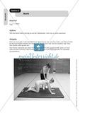 Stationenlernen zur Akrobatik zu den Kernthemen des Lehrplans Preview 3