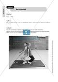 Stationenlernen zur Akrobatik zu den Kernthemen des Lehrplans Preview 5