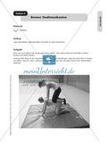 Stationenlernen zur Akrobatik zu den Kernthemen des Lehrplans Preview 6