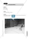 Stationentraining zum Zielen und Schießen / Werfen im Fußball und Basketball. Mit Übungsanleitungen und Laufzettel. Preview 10