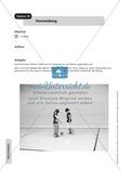 Stationentraining zum Zielen und Schießen / Werfen im Fußball und Basketball. Mit Übungsanleitungen und Laufzettel. Preview 11