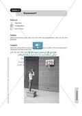 Stationentraining zum Zielen und Schießen / Werfen im Fußball und Basketball. Mit Übungsanleitungen und Laufzettel. Preview 4