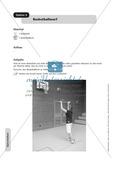 Stationentraining zum Zielen und Schießen / Werfen im Fußball und Basketball. Mit Übungsanleitungen und Laufzettel. Preview 5