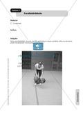 Stationentraining zum Zielen und Schießen / Werfen im Fußball und Basketball. Mit Übungsanleitungen und Laufzettel. Preview 6