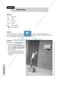 Stationentraining zum Zielen und Schießen / Werfen im Fußball und Basketball. Mit Übungsanleitungen und Laufzettel. Preview 7