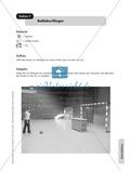 Stationentraining zum Zielen und Schießen / Werfen im Fußball und Basketball. Mit Übungsanleitungen und Laufzettel. Preview 8