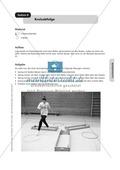Stationentraining zur Leichtathletik - Springen, Laufen, Werfen Preview 8