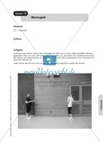 Stationenlernen zum Volleyball - Pritschen, Baggern und Partnerübungen Preview 10