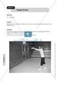 Stationenlernen zum Volleyball - Pritschen, Baggern und Partnerübungen Preview 1