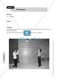 Stationenlernen zum Volleyball - Pritschen, Baggern und Partnerübungen Preview 3